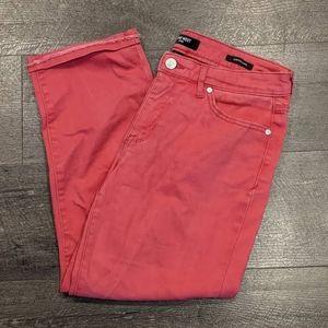 Nine West Corral Chrystie Capri Jeans Size 6